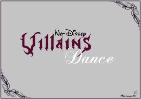 No-Disney Villains Dance by miss-lollyx-33