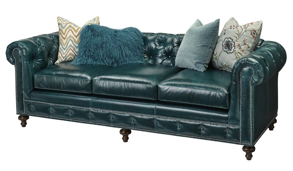 Moud Monte Cristo Turquoise Sofa Western Sofas And Loveseats A Clic Design Taken Up