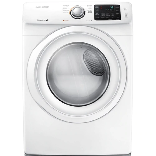 Shop Samsung 7 5 Cu Ft Stackable Gas Dryer White In The Gas Dryers Section Of Lowes Com Stackable Washer Dryer Gas Dryer Samsung Washer