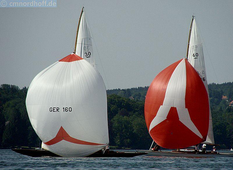 Münchner Yacht-Club e.V. | MYC-Drachen siegt bei der Münchner Woche 2012