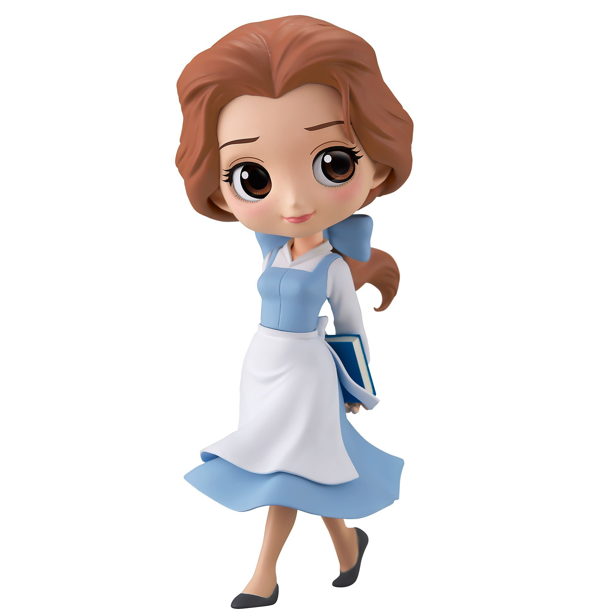 Disney Beauty /& The Beast Q-Posket Belle Pastel Country Dress Figurine