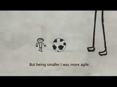 un poco odio Inmersión  IMPOSSIBLE IS NOTHING - adidas commercial | Lionel messi, Soccer tv, Messi