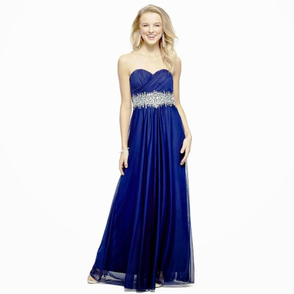 JCPenney Long Dresses for Prom