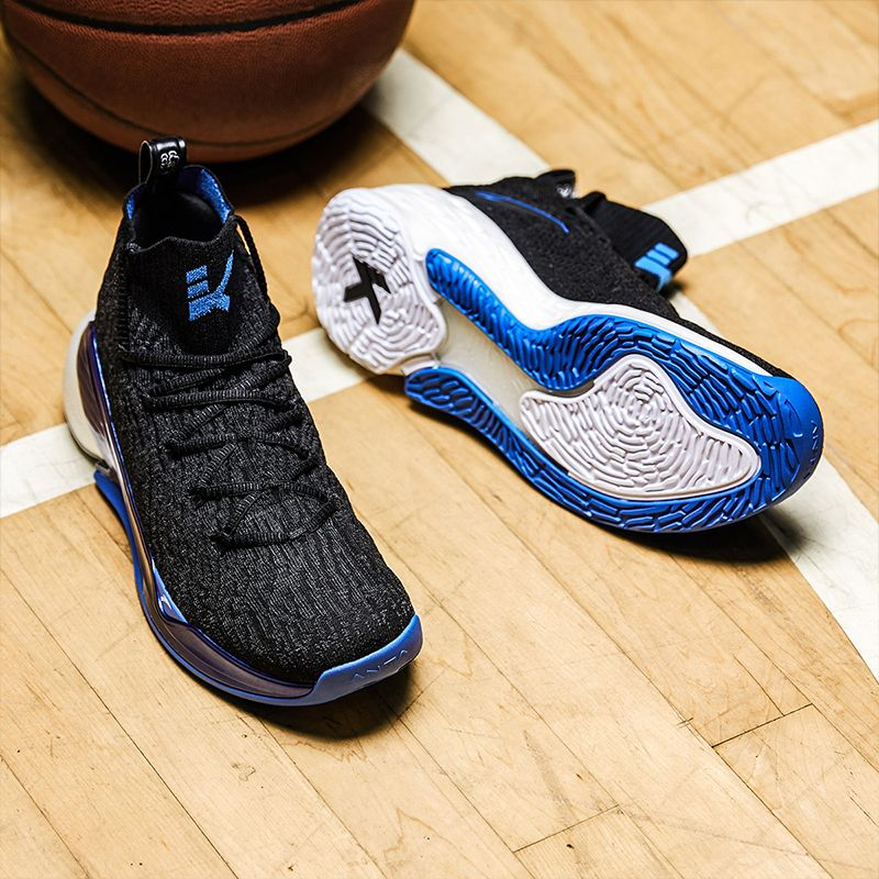 3c87dacfd97 This men s shoes is Anta 2018-2019 KT4 Klay Thompson signature basketball  shoes