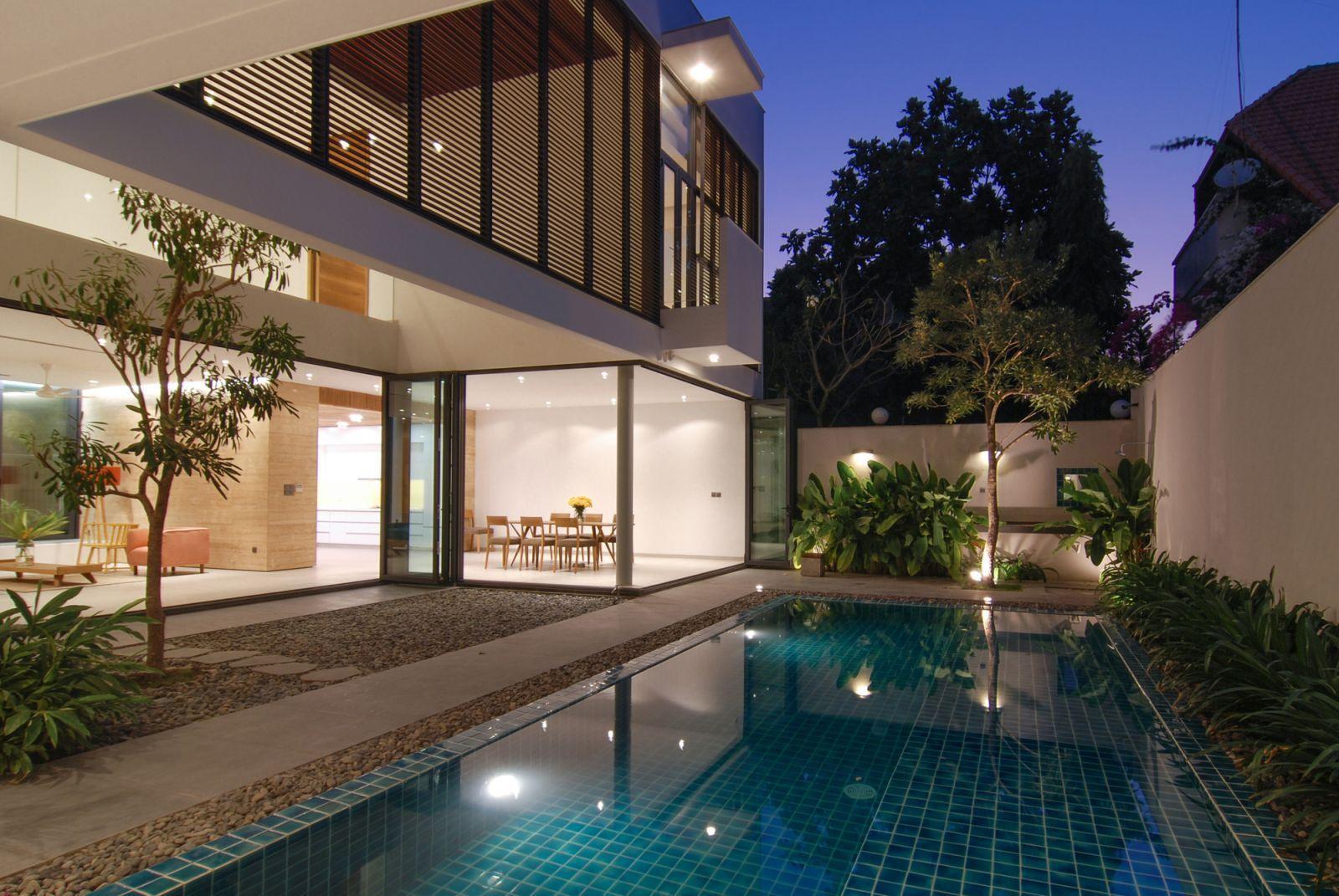 Eden Villa Villa, Villa design, Architecture