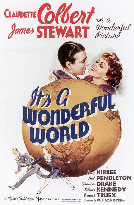 Its A Wonderful World, James Stewart
