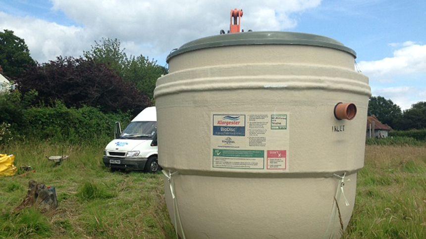 Klargester Tanks Faq Drainage Installation Septic Tank Sewage Treatment