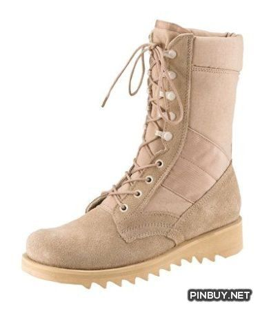 Desert Tan Ripple Sole Military Speedlace Jungle Boots (Leather) 8 5058  Size 11W Army Universe - PinBuy a8b9a4150dd