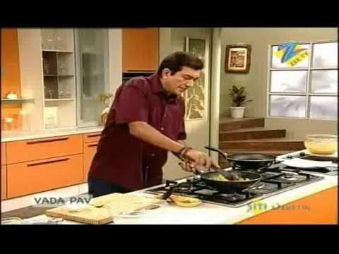Batata vada indian street food simple recipes sanjeev kapoor batata vada indian street food simple recipes sanjeev kapoor khazana youtube forumfinder Gallery