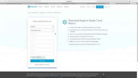 Getting Started with Application Development in Mulesoft