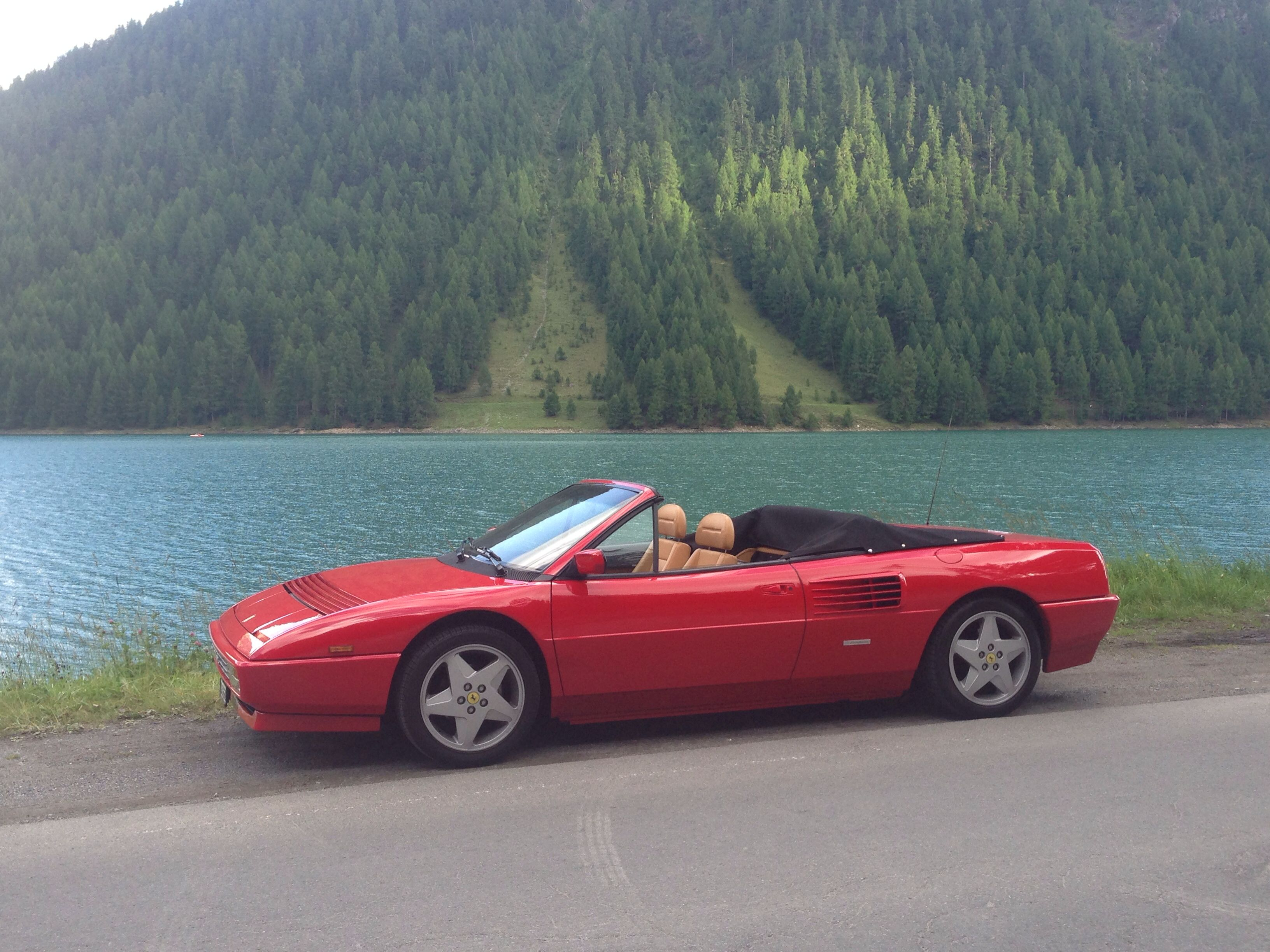f28c8098fa736ba482b63109c97ea534 Breathtaking Ferrari Mondial T Cabrio Kaufen Cars Trend