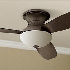 44 encore possini euro bronze hugger ceiling fan ceiling fans 44 encore possini euro bronze hugger ceiling fan mozeypictures Image collections