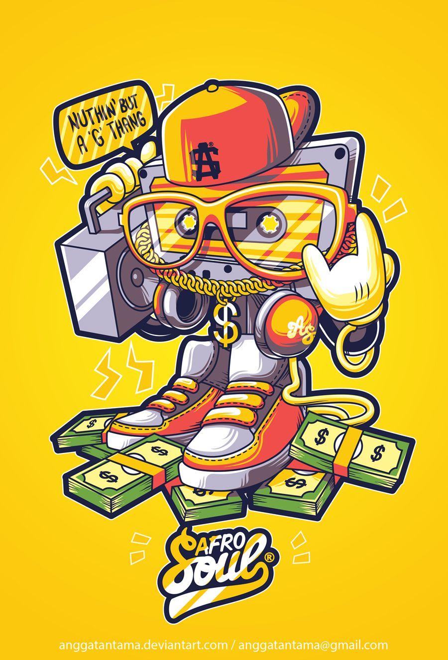 Hip Hop Time By Anggatantama On Deviantart