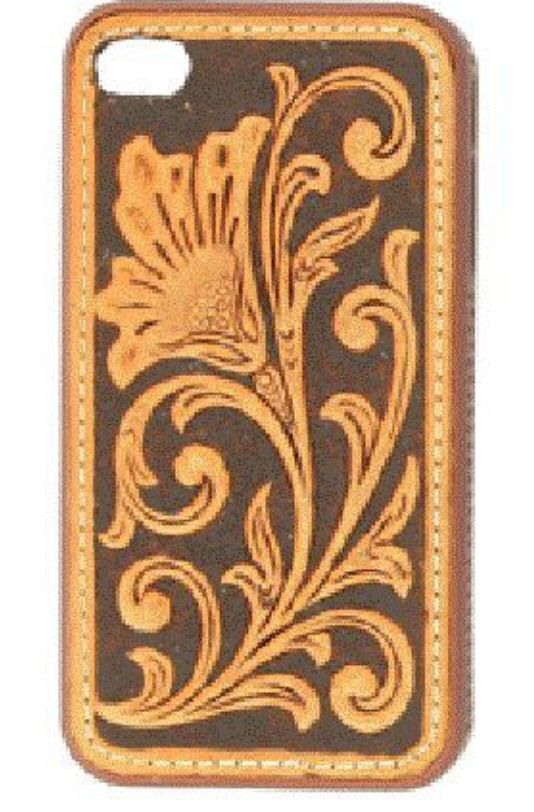 best service e75da 6259e Hand tooled leather iPhone case | Apple iPhone | Iphone leather case ...