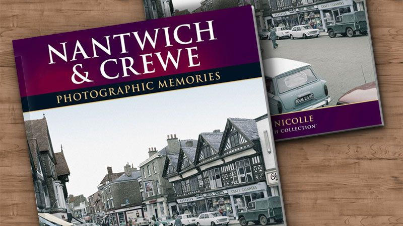 Revel in how much, or how little, has changed over the years as these stunning images prompt you to take a fond trip down memory lane. This unique, and timeless, Nantwich and Crewe Photo Memory Book will become an instant treasured keepsake, which can be shared and enjoyed by all those with a passion for the past. http://www.historic-newspapers.co.uk/gifts/local-history-books/photo-memory-books/nantwich-and-crewe-photo-memory-book/