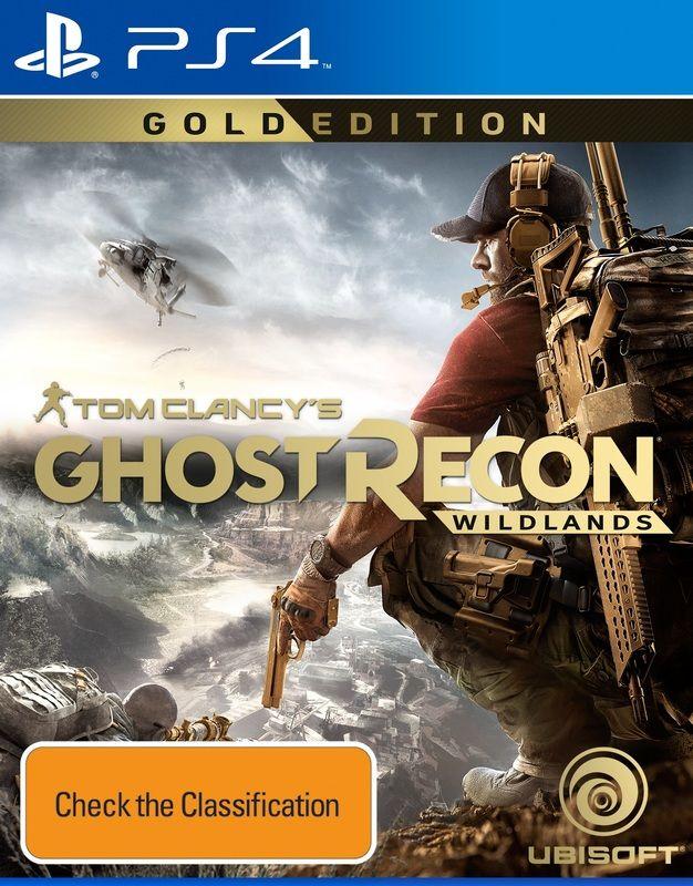 Resultado De Imagem Para Ghost Recon Wildlands Ps4 Juegos De Ps4