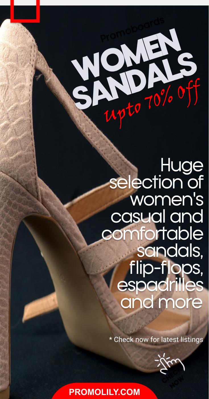 Women Sandal Shoes Deals in 2020
