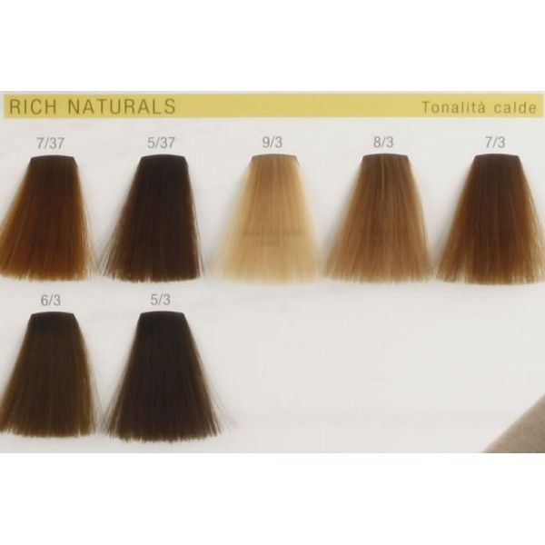 Koleston perfect rich naturals warm hair color charts colours tips also the best wella images on pinterest rh