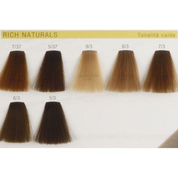 Koleston perfect rich naturals warm also best wella images hair color charts dyes rh pinterest