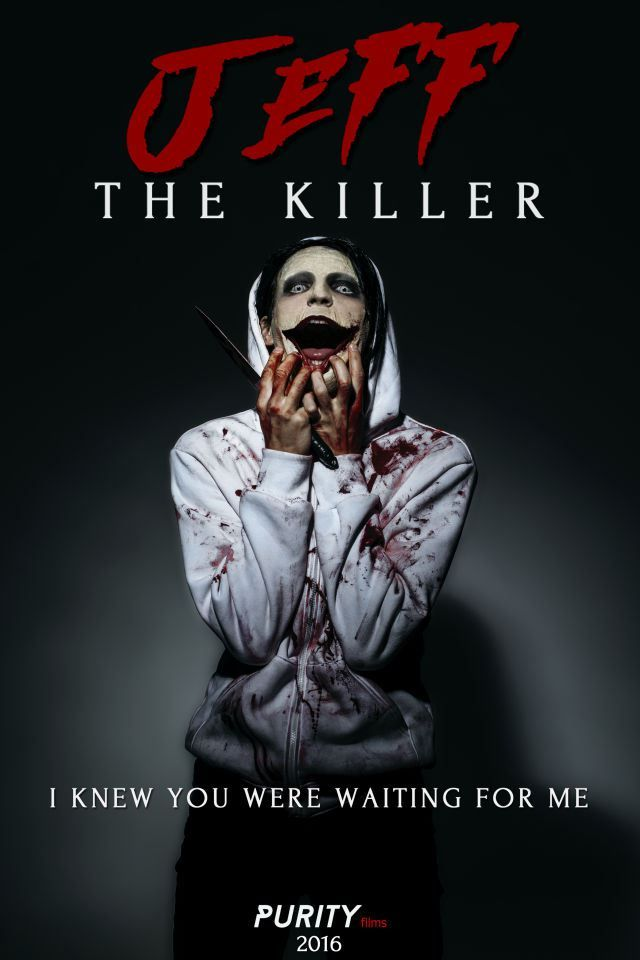 Purity Films has launched a crowd-funding campaign for the movie 'JEFF THE KILLER'!