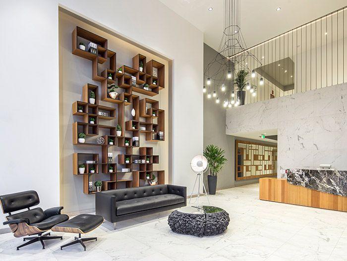 Home Design Quito Part - 28: Luxurious Penthouse Design Idea Inside GAIA - A Contemporary Landmark In  Quito, Ecuador