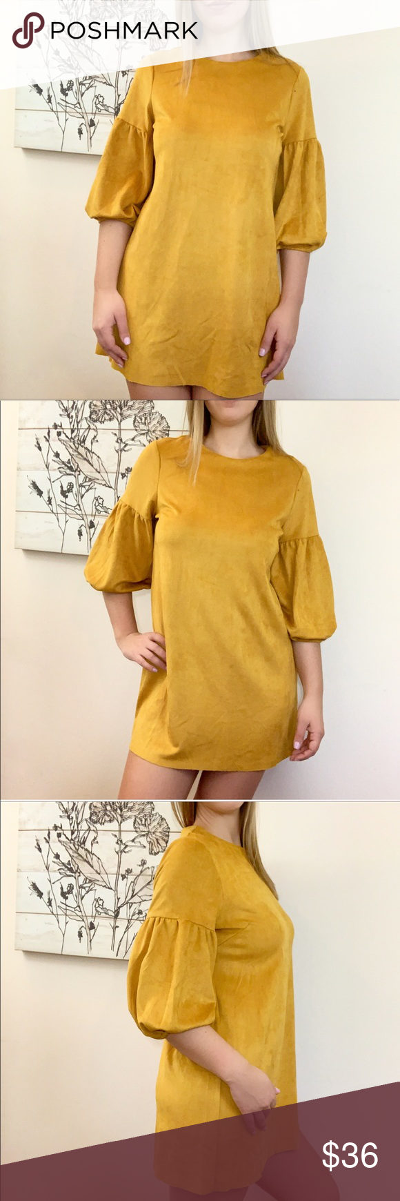 719bde21abf BUY 2 GET 1  Stormy  Suede Tunic Dress  Stormy  suede tunic dress by ...