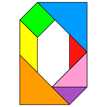 tangram letter o tangram solution 126 providing teachers and pupils with tangram puzzle