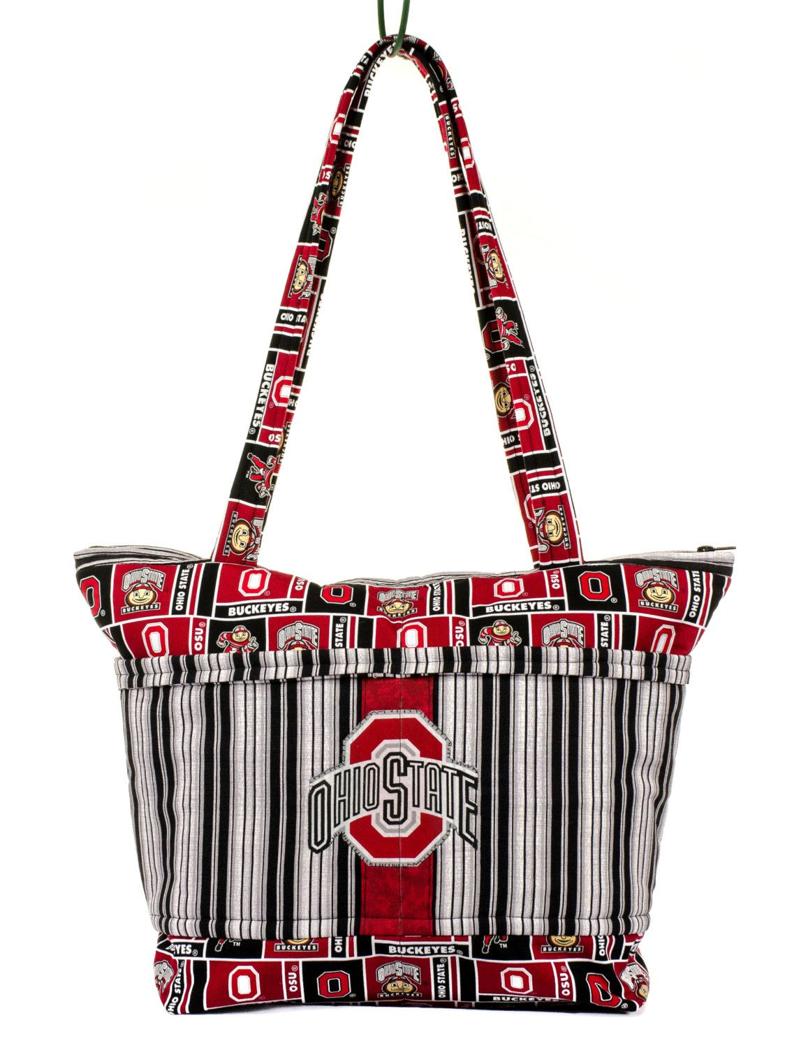 Ohio State Buckeyes Sports Dad Gifts Diaper Bag For Men