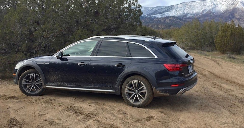 New Audi A4 Allroad First Drive: Ask Us Anything #Audi #Audi_A4