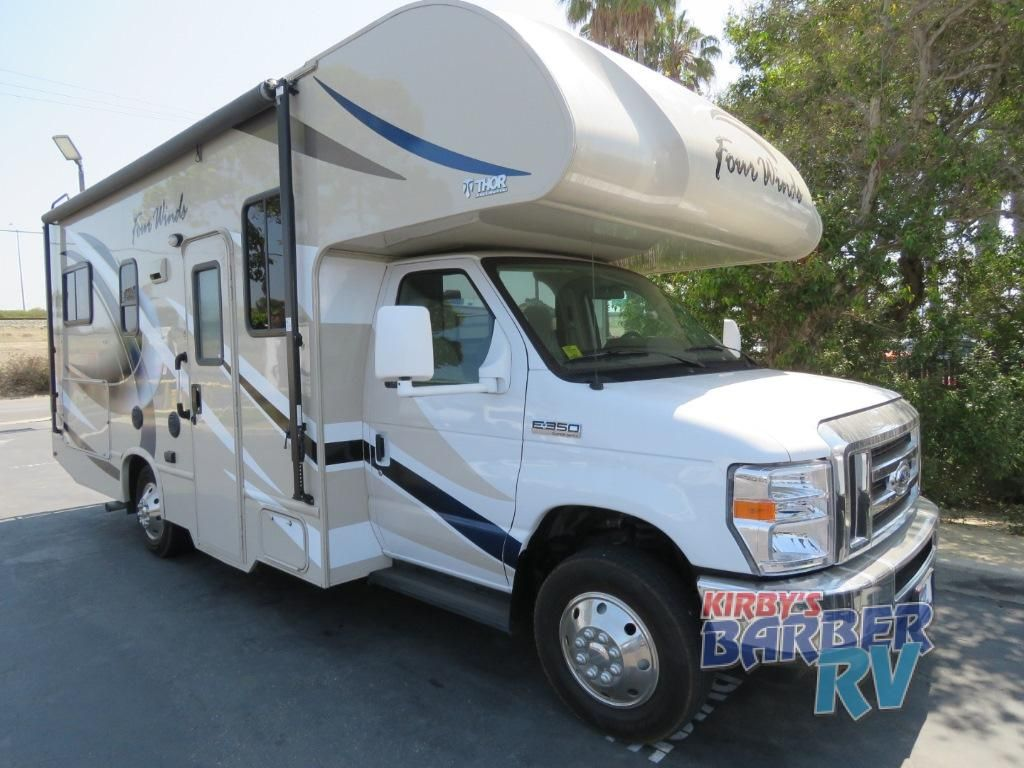 Used 2018 Thor Four Winds 23u Motor Home Class C At Barber Rv