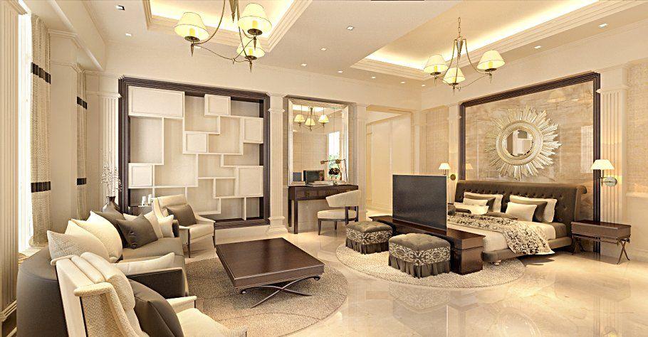 Bedroom In 3ds Max Dengan Gambar