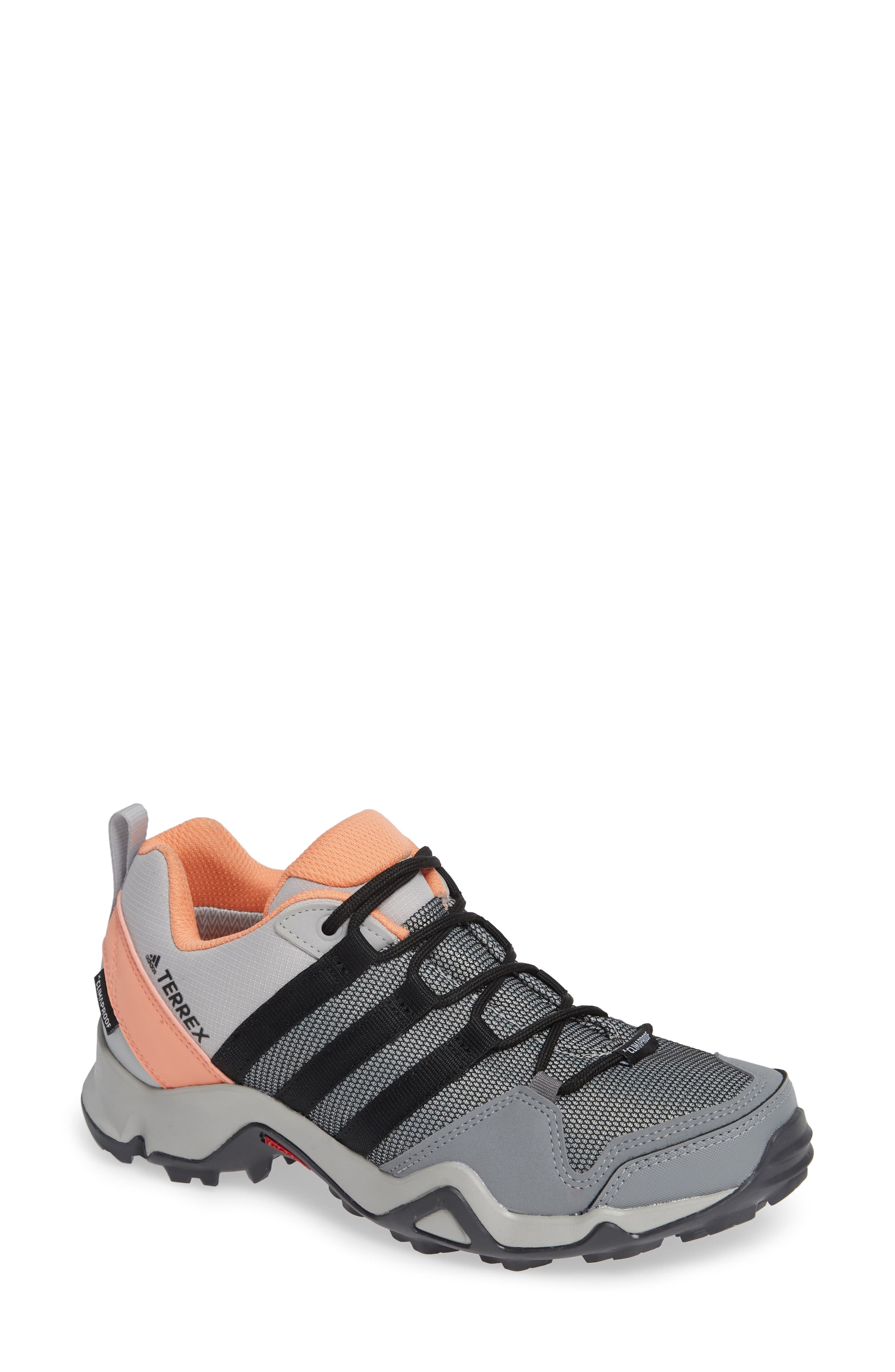 What Is The M In Shoe Size.Women S Adidas Terrex Ax2 Climaproof Hiking Shoe Size 6 5 M
