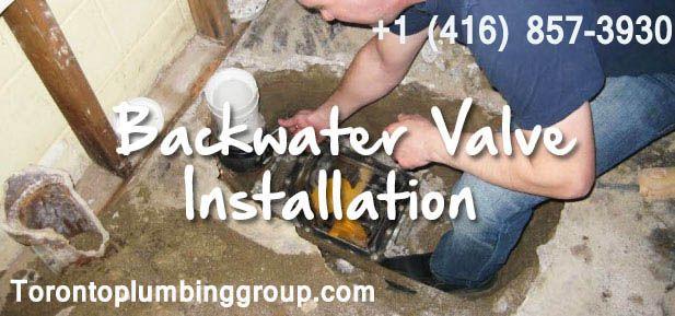 Backwater Valve Installation Toronto - Save upto $1250 ...