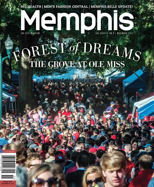 The #November issue of Memphis magazine is hitting mailboxes and newsstands now - visit us online to find a location near you today, or subscribe and have MM sent straight to your door each month!