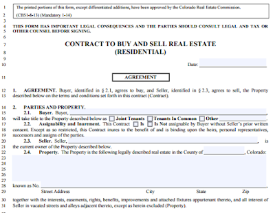 Real Estate For Sale By Owner Contract Template Contract Template Maryland Real Estate Real Estate Forms