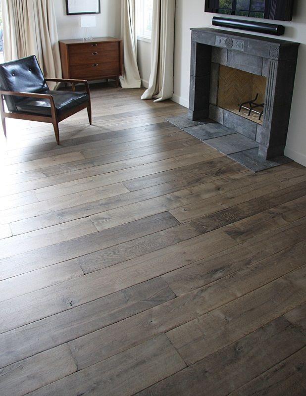 Manoir Gray French And European Oak Flooring Floors