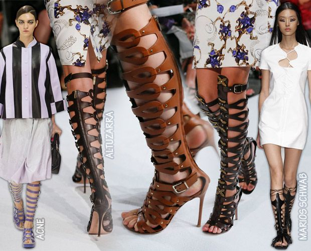 1000  images about Gladiator Sandals - My Obsession! on Pinterest ...