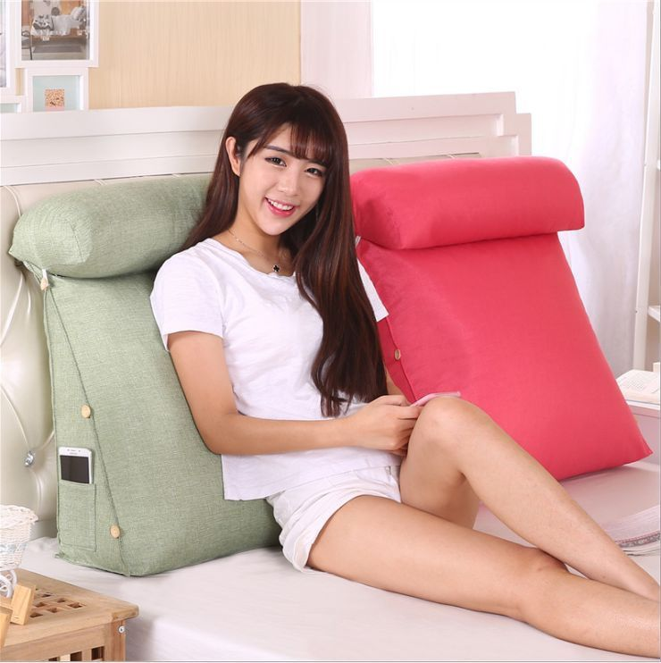 Details about Adjustable Sofa Bed Office Chair Rest Neck