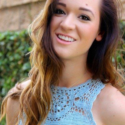 Alisha Marie! She is my favorite youtuber,she is inspiring,pretty and makes a lot of fun and cool videos