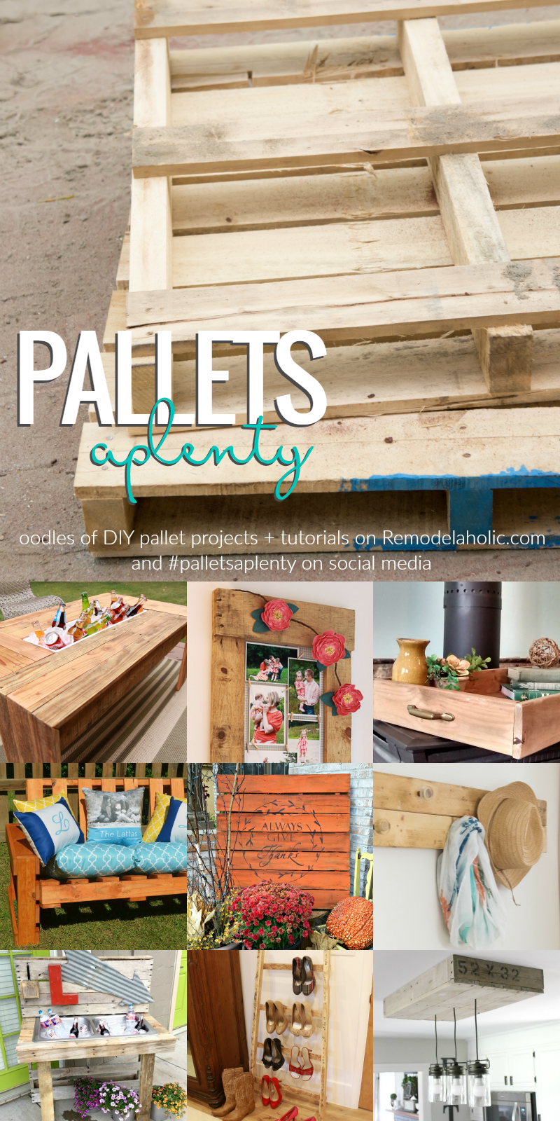 Wooden transport pallets have become increasingly popular for diy - Wooden Transport Pallets Have Become Increasingly Popular For Diy 0