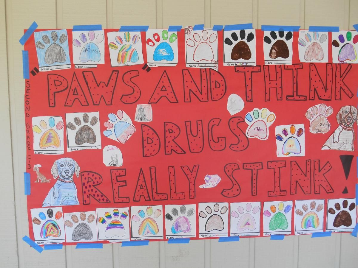 Image Of Red Ribbon Week Theme Love Yourself Be Drug Free