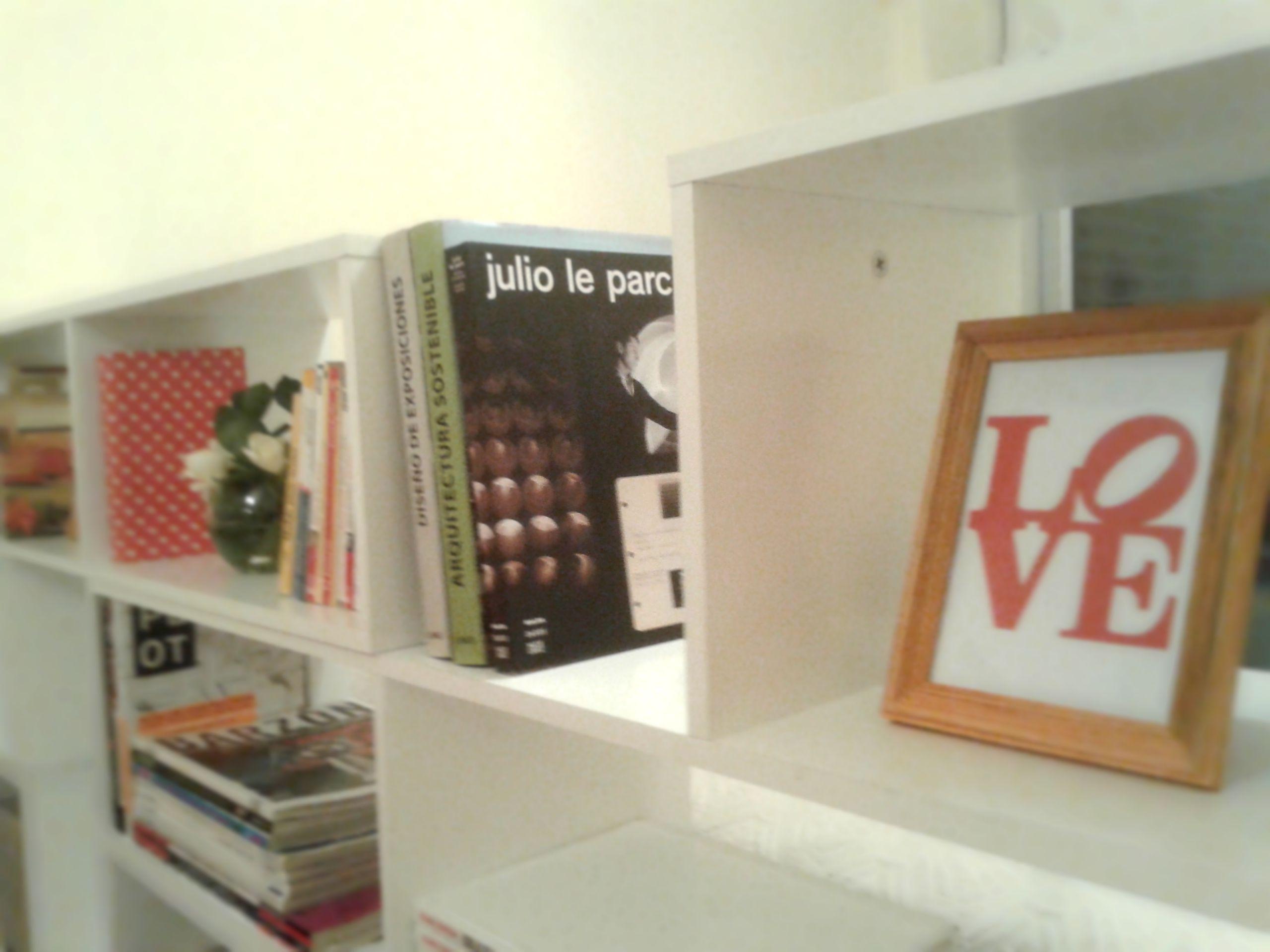 Mueble Divisor Monoambiente Monolove Pinterest # Muebles Separadores Para Monoambientes
