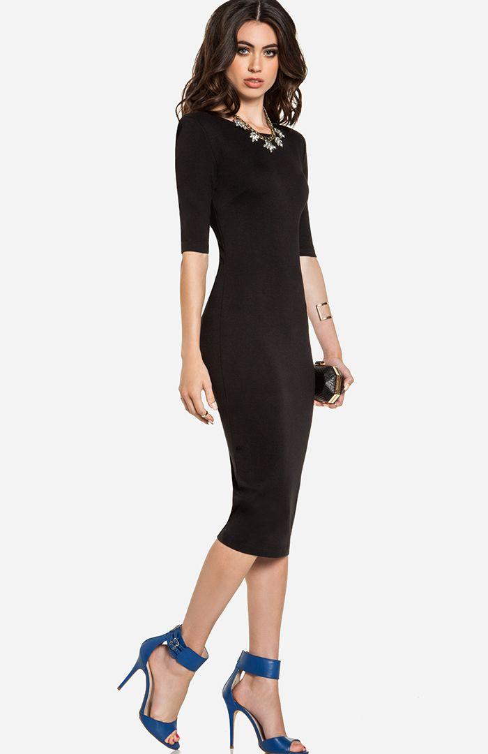 Precioso Vestido Lapiz Vestidos Tipo Lapiz Moda Y Moda Estilo