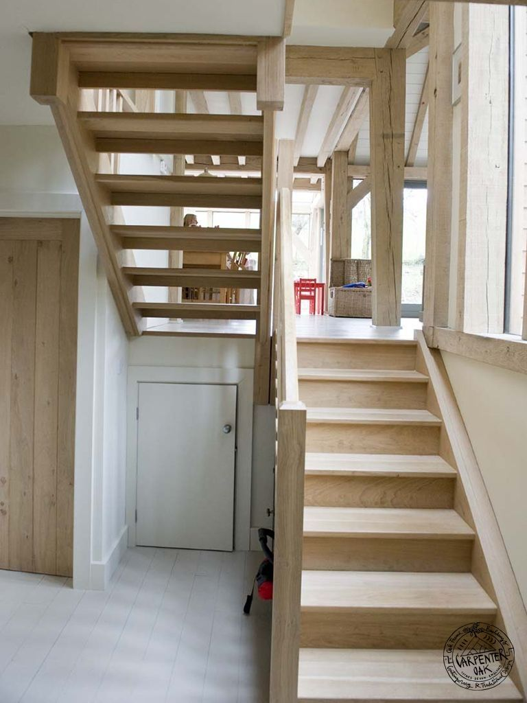 Best One And A Half Story House House Stairs Open Stairs 400 x 300
