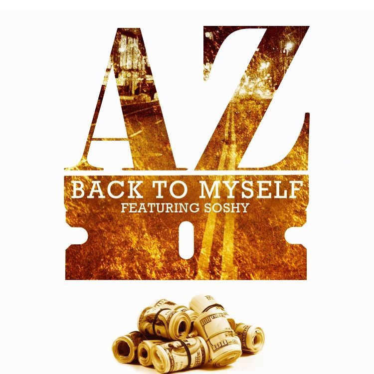 Give Az Quietazmoney Soshy S New Track Back To Myself A Listen Here Vanndigital Hip Hop Poster Music Videos New Song Download