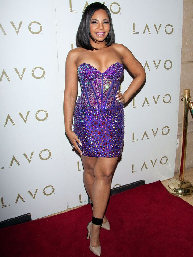 Ashanti Celebrates Her Birthday At Stereo Saturday In Las Vegas ...