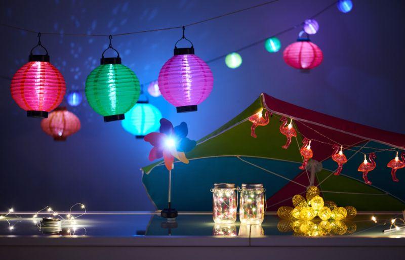 Superbe Lampe Solaire Jardin Gifi Liée à 32 Guirlande Solaire Ikea ...