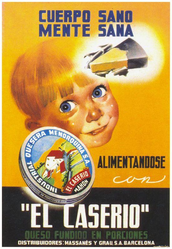 Anuncio retro carteles publicidad pinterest - Carteles retro ...
