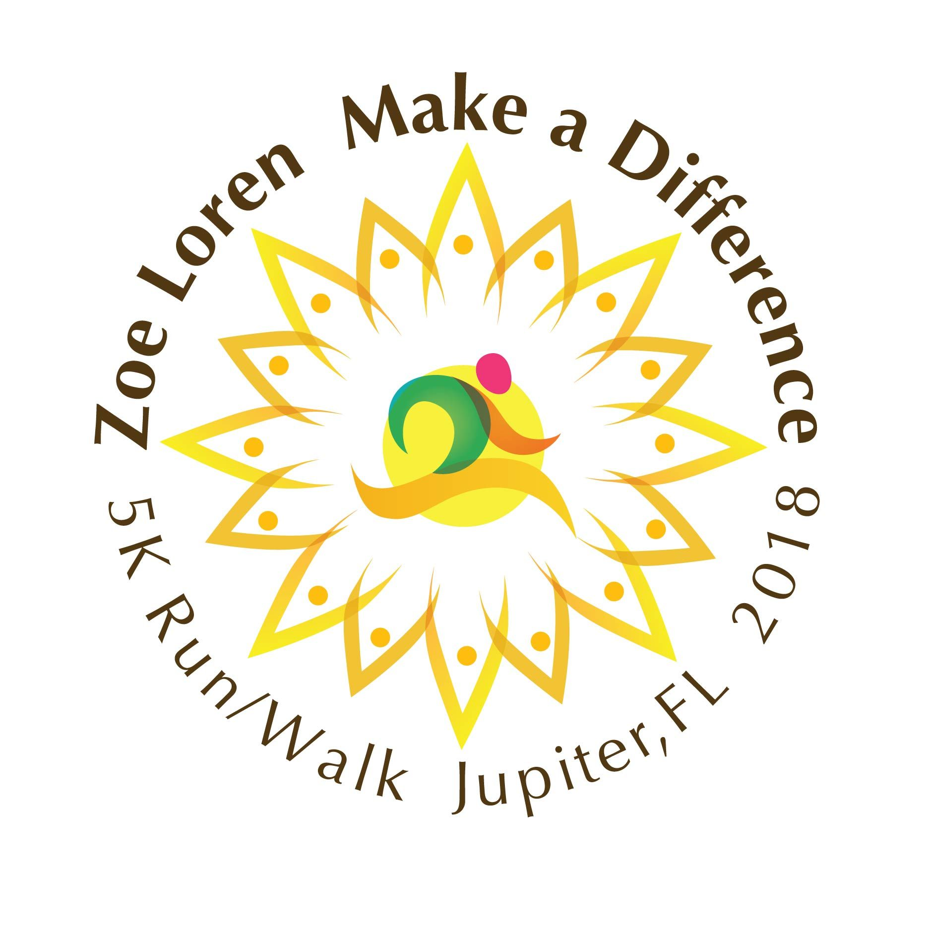 Jupiter Fl Donation Pickup Service: Save The Date! 8th Annual Zoe Loren Foundation 5K Run/Walk