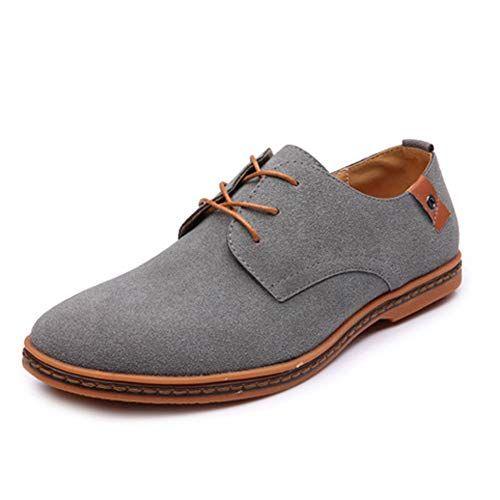 Herren Oxford Business Schuhe Lederspitze Urban Schuhe Frühling und Herbst Nied…